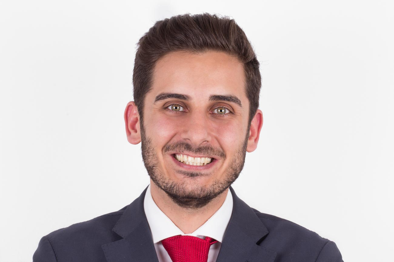 Dr. Aitor García Sánchez Clínica dental CIRO Madrid