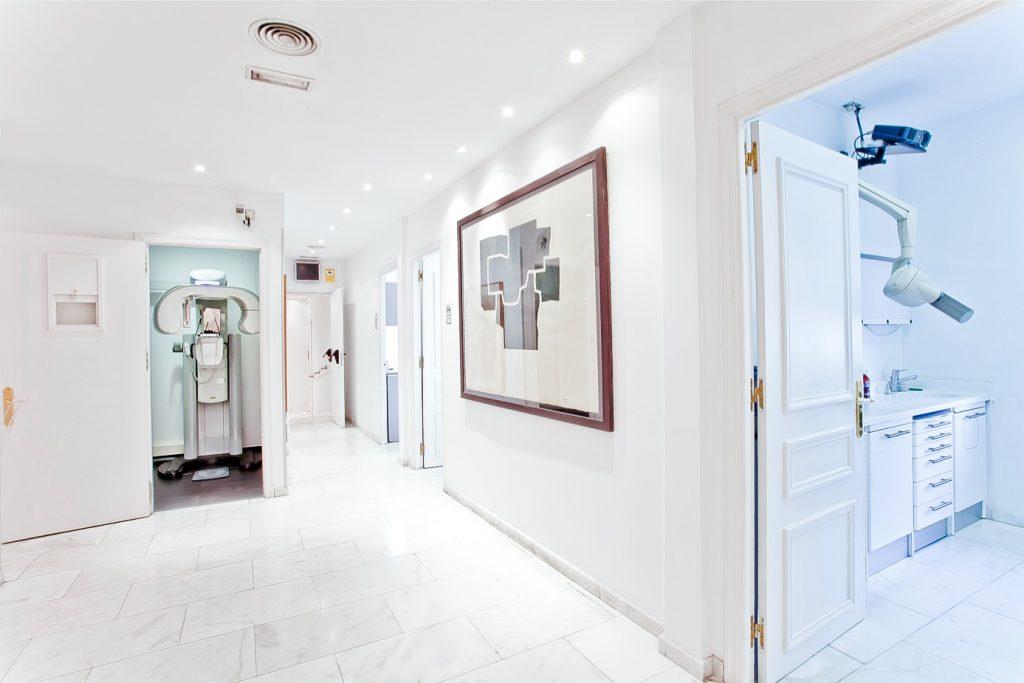 Instalaciones Clínica dental CIRO Madrid