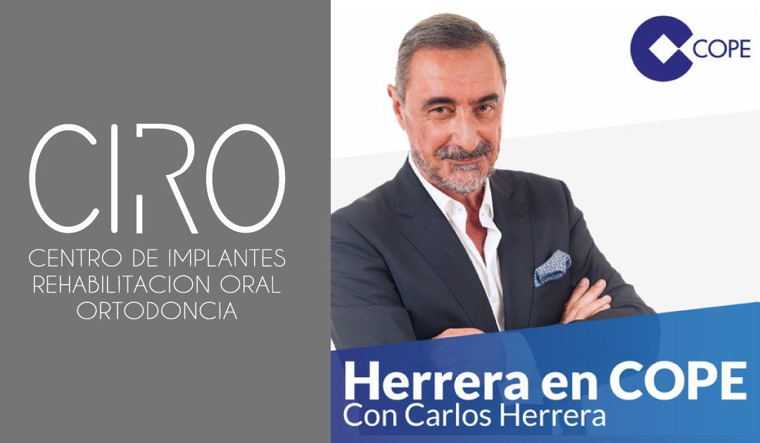 Nuestros pacientes nos recomiendan en Herrera en COPE [AUDIO]