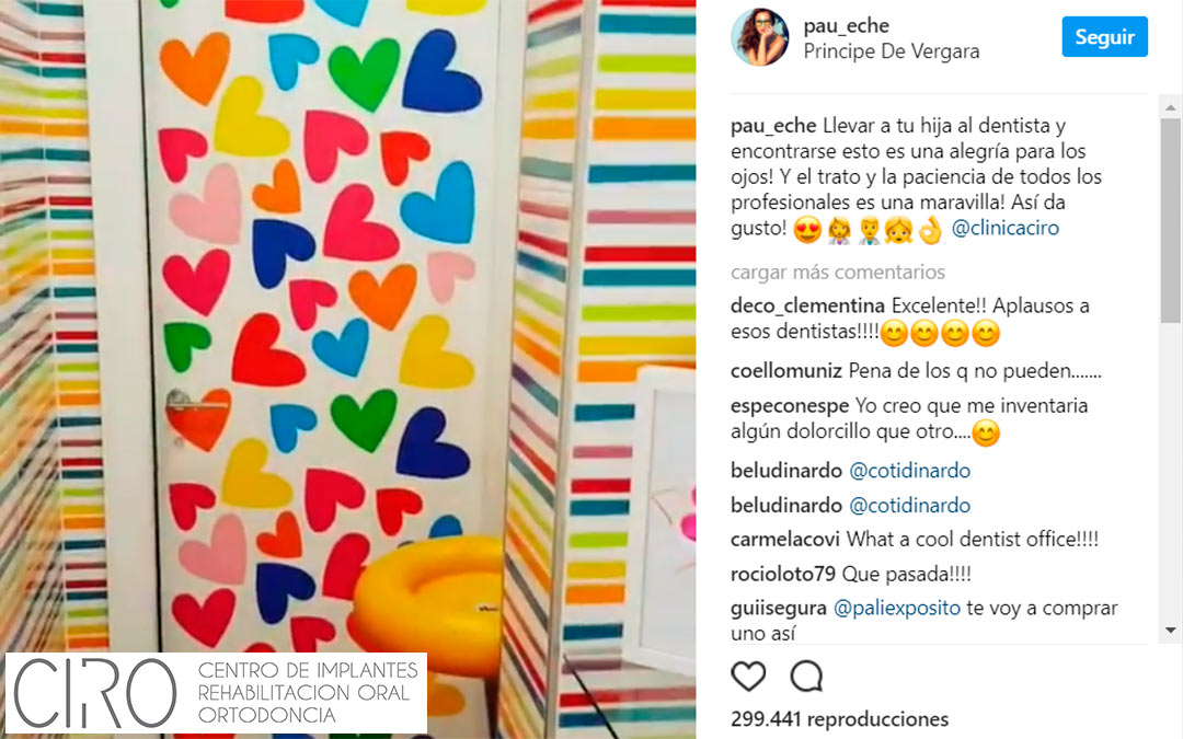 Paula Echevarría y su hija, encantadas con Pequeciro