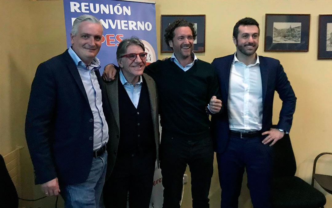 La Reunión de Invierno SEPES, organizada por el Dr. Jaime Jiménez, es todo un éxito