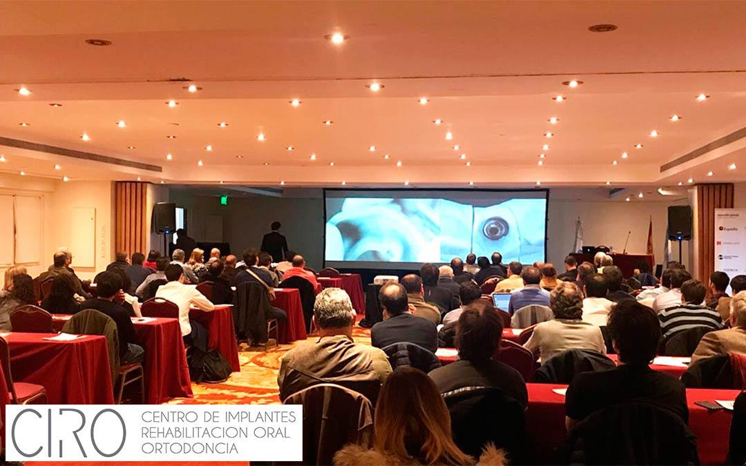 El Dr. Jaime Jiménez participa en las Jornadas Científicas SAC de Argentina