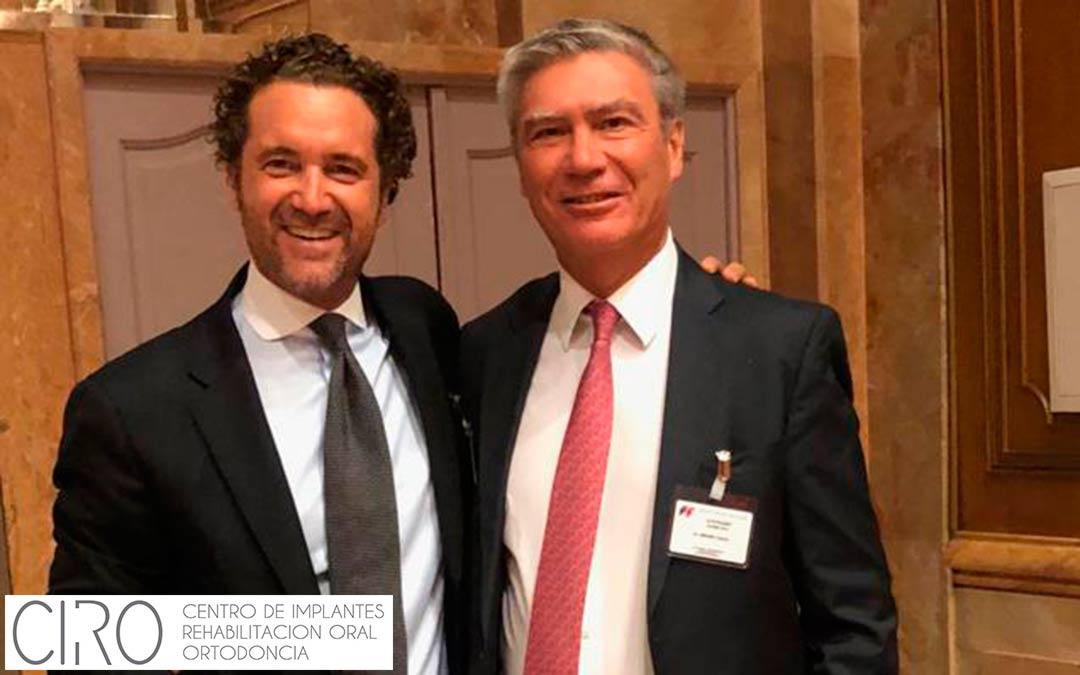 Participación del Dr. Jaime Jiménez en el Congreso Anual de la Asociación Francesa de Implantología