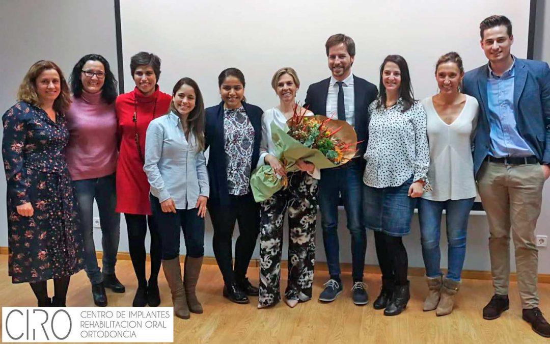 La Dra. Ceballos aprueba el concurso como catedrático de Universidad