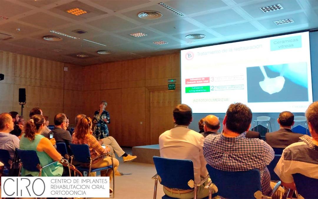 Participación de la Dra. Ceballos en el DS World Madrid