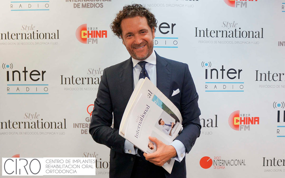 Entrevista al Dr. Jaime Jiménez en Radio Inter