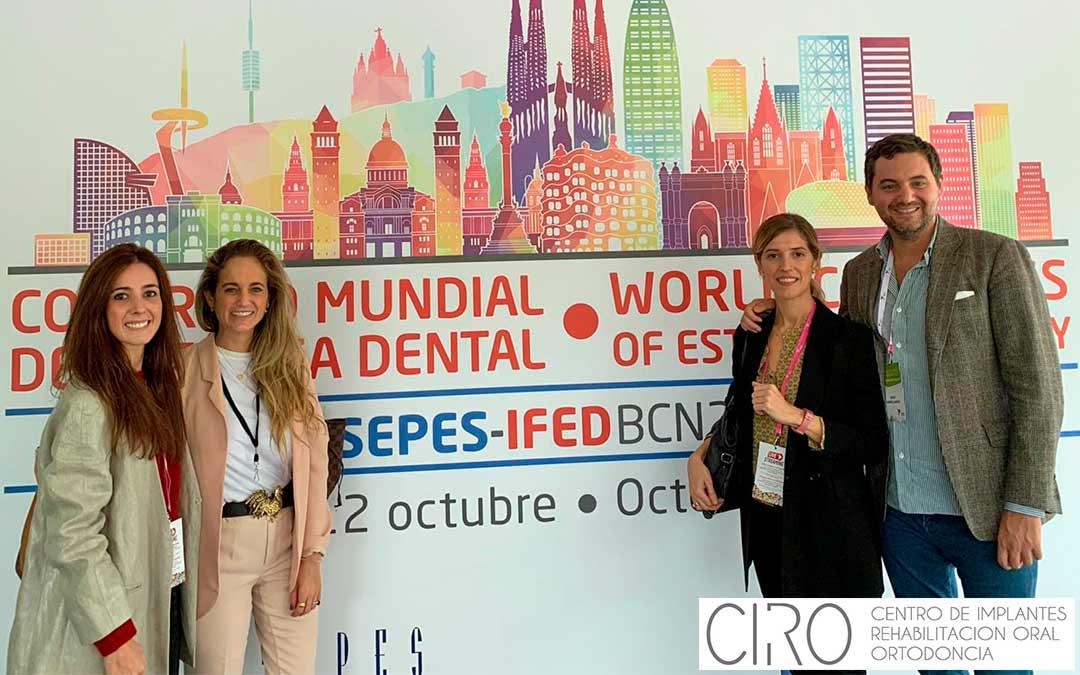 Participamos en el Congreso Mundial de Estética Dental