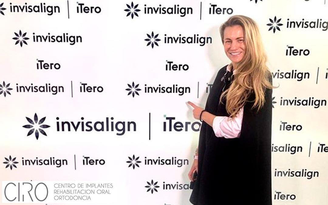 La Dra. Silvia Jiménez asiste al Align Summit