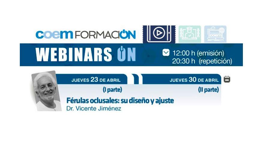 El Dr. Vicente Jiménez imparte una formación en el COEM