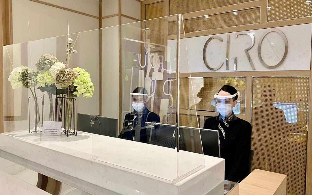 Clínica CIRO reabre sus puertas con un estricto protocolo de seguridad