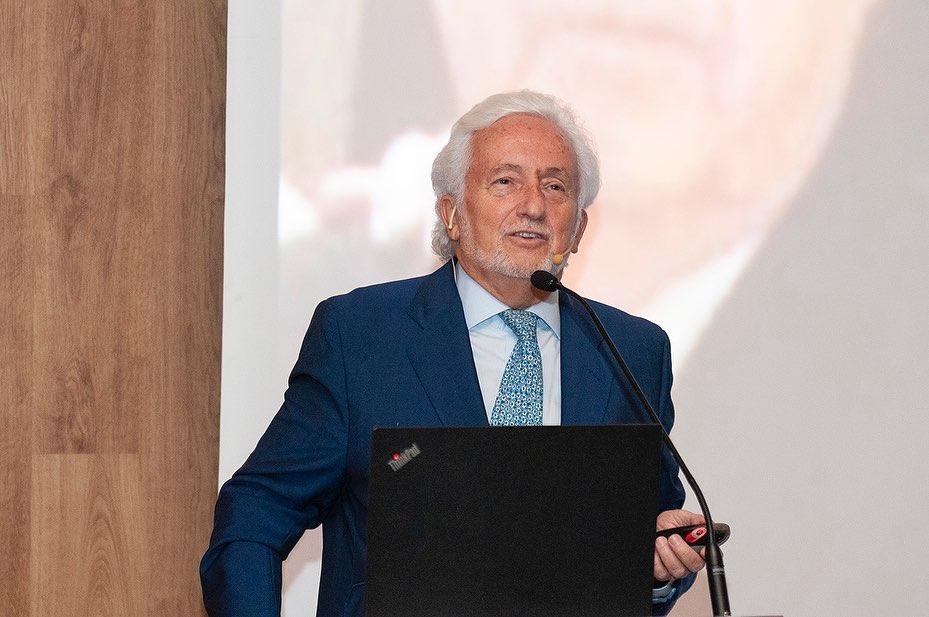 El Dr. Vicente Jiménez, premio Santa Apolonia 2019