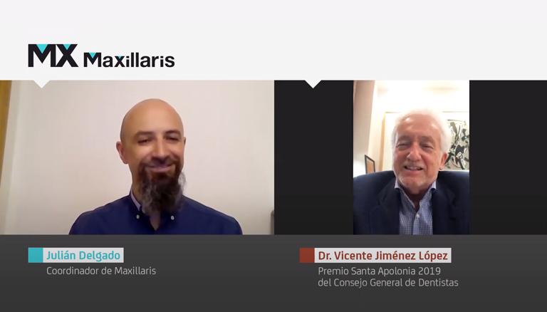 La revista Maxillaris entrevista al Dr. Vicente Jiménez